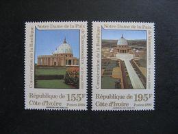 Cote D'Ivoire: TB Paire  N° 844 Et N° 846, Neufs XX. - Ivoorkust (1960-...)