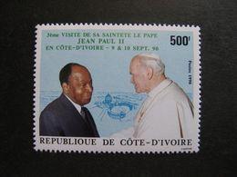 Cote D'Ivoire: TB N° 847, Neuf XX. - Ivoorkust (1960-...)