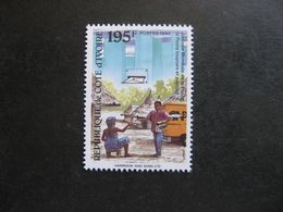 Cote D'Ivoire: TB N° 848, Neuf XX. - Ivoorkust (1960-...)