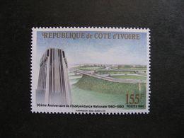 Cote D'Ivoire: TB N° 849, Neuf XX. - Ivoorkust (1960-...)