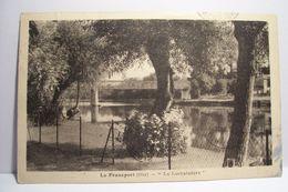 """LE FRANCPORT  - ( CHOISY-AU-BAC ) - """" LA LORRAINIERE  """" - Autres Communes"""