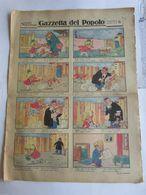 - GAZZETTA DEL POPOLO SEZIONE PER I PICCOLI 6 / 1932 - BUONO - Books, Magazines, Comics