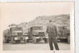 PHOTO GUERRE ALGERIE MAILLOT - Guerra, Militares