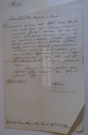 D172597 Old Document - Esztergom Strigonii - 1871 - Josepho LAUFFER - Antonia JOBSCH - Nacimiento & Bautizo