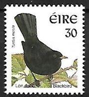 Ireland - MNH 1999 :       Common Blackbird  -  Turdus Merula - Songbirds & Tree Dwellers