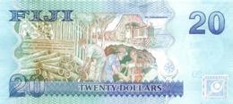 FIJI P. 117 20 D 2012 UNC - Fidschi
