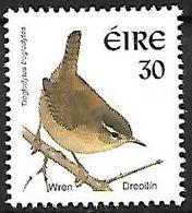 Ireland - MNH 1999 :      Eurasian Wren  -  Troglodytes Troglodytes - Songbirds & Tree Dwellers