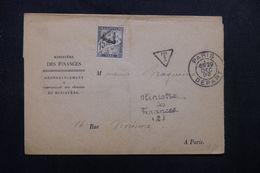 FRANCE - Taxe De Paris Sur Avis Du Ministère Des Finances En 1892 - L 64310 - Lettres Taxées