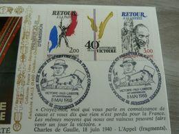 HOMMAGE AUX HEROS ET MARTYRS DE LA FRANCE COMBATTANTE - Obj. 'Souvenir De'