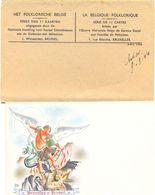 Het Folkloriche Belgie - 9 Van De 11 Postkaarten - - Belgique