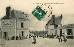 La Chapelle Basse Mer * La Pinsonnière * Rue Du Village * Hôtel De La Loire CHARON ROBET - La Chapelle Basse-Mer