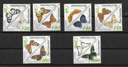 SURINAME 1994  BUTTERFLIES  MNH - Butterflies