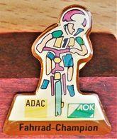 AOK ADAC Fahrrad-Champion Neuwertig - Transportes