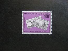 Cote D'Ivoire: TB N° 884, Neuf XX. - Ivoorkust (1960-...)