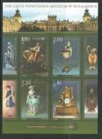 POLAND 2005 MICHEL NO BL.164 USED - 1944-.... Republic