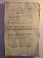 BULLETIN DES LOIS De 1828 - FRANCE PRUSSE ALLEMAGNE DESERTEURS - BOIS ET FORETS - AJACCIO CORSE - Decrees & Laws