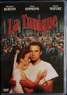 """"""" PÉPLUMS """" - La Tunique - Richard Burton - Jean Simmons - Victor Mature . - Actie, Avontuur"""
