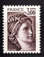 FRANCE  1977 A 1981 - Y.T. N° 1979 - NEUF** - Ungebraucht
