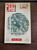 Boek  SHOT  73---  Het Voetbaljaarboek - Books