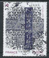 FRANCIA 2019 - Musée De La Poste - Cachet Rond - Gebraucht