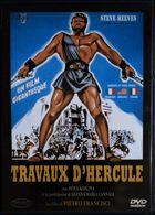 """"""" PÉPLUMS """" - Les Travaux D' HERCULE - Steve Reeves  . - Action, Aventure"""