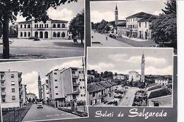 189 SALUTI SALGAREDA - VEDUTINE PANORAMICHE - Treviso