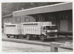 Persfoto: DAF Trucks Eindhoven DAF F2500 Prolac Penthalaz Vaud (CH) - Camions