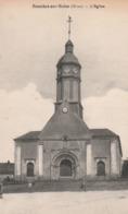 DPT 61 BAZOCHES SUR HOÊNE L'Eglise CPA TBE - Bazoches Sur Hoene