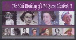 South Georgia & South Sandwich Islands 2006 80th Birthday Queen Elizabeth II M/s ** Mnh (48499) - Géorgie Du Sud