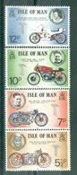 ILE DE MAN - N° 51** MNH à 54** MNH  LUXE FRAICHEUR POSTALE - Tourist Trophy. Courses Motocyclistes. - Isle Of Man
