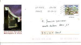 PAP CLERMONT FERRAND - Enteros Postales