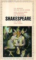 Théâtre : Le Songe D'une Nuit D'été, Les Joyeuses Commères De Windsor, Le Soir Des Rois Par Shakespeare - Andere