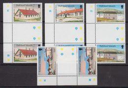 Falkland Islands 1987 Local Hospitals 4v Gutter ** Mnh (48502) - Falkland Islands