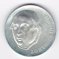 Rb_ DDR - 20 Mark - 1978 - Johann Gottfried Herder (50) - [ 6] 1949-1990 : RDA - Rép. Démo. Allemande