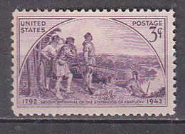 H1104 - ETATS UNIS UNITED STATES Yv N°456 ** KENTUCKY - United States
