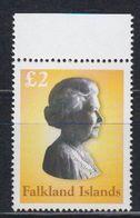 Falkland Islands 2003 Definitive / Queen Elizabeth II 1v ** Mnh (48508) - Falkland Islands