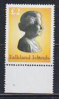 Falkland Islands 2003 Definitive / Queen Elizabeth II 1v ** Mnh (48508A) - Falkland Islands