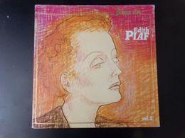 """33 T Edith Piaf """" Bal Dans Ma Rue + 13 Titres """" - Autres - Musique Française"""