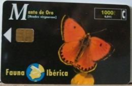SPAGNA - 1000 PESETAS - FAUNA IBERICA - FARFALLA - Espagne