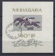 Bulgarije    Y/T   Blok  16  (O) - Blocks & Kleinbögen