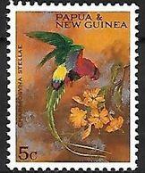 Papua New Guinea - MNH 1967 :  Papuan Lorikeet  -  Charmosyna Papou - Pappagalli & Tropicali