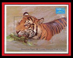 104. GRENADA GRENADINES 1993  STAMP M/S TIGER  MNH - Grenada (1974-...)