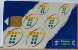 SPAGNA - 1000 PESETAS TELEFONICA - Espagne
