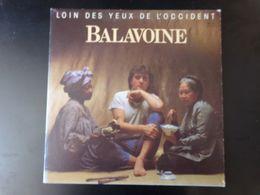 """33 T Balavoine """" Pour La Femme Veuve Qui S'éveille + 8 Titres """" - Classique"""