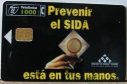 SPAGNA - 1000 PESETAS - PREVENIR EL SIDA - AIDS - Espagne