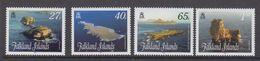 Falkland Islands 2009 Rock Islands 4v ** Mnh (48512) - Falkland Islands