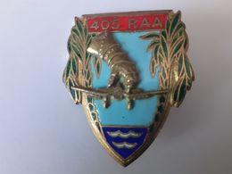 405ème Régiment D'Artillerie Anti-aérienne - Hyères - Army