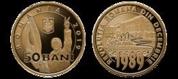 ROMANIA 50 BANI  2019  30 ANNI DALLA RIVOLUZIONE DEL 1989 - Roumanie