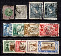Indes Néerlandaises Belle Petite Collection De Bonnes Valeurs Neufs Et Oblitérés 1870/1931. B/TB. A Saisir! - Niederländisch-Indien