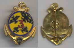 23° Bataillon D'Infanterie De Marine - 3° Compagnie, Matriculé - Army